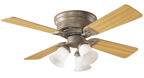 How does a ceiling fan work how home electronics work ceiling fan mozeypictures Image collections
